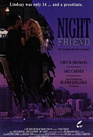 Night Friend Poster