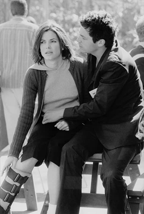 Sandra Bullock and Dominic West in 28 Days (2000)