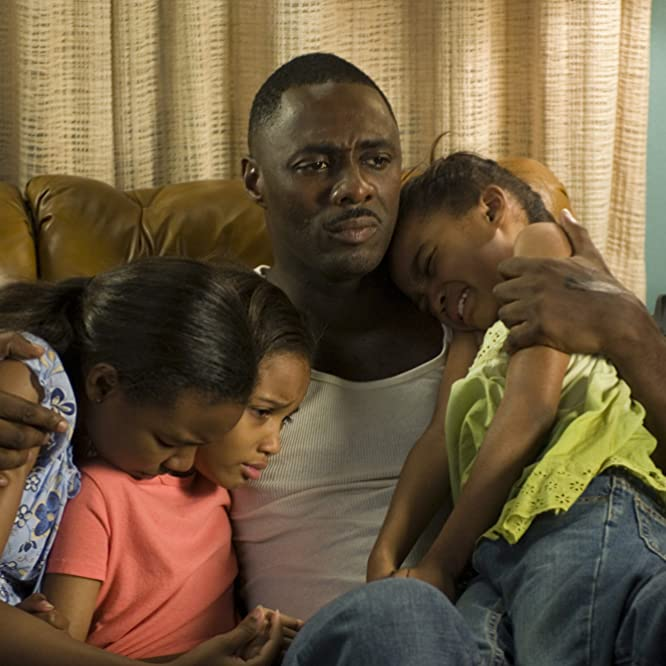 Idris Elba, China Anne McClain, Lauryn Alisa McClain, and Sierra Aylina McClain in Daddy's Little Girls (2007)