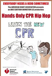 Hands Only CPR Hip Hop Poster