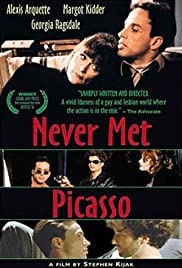 Never Met Picasso (1996) Poster - Movie Forum, Cast, Reviews