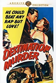 Destination Murder (1950) Poster - Movie Forum, Cast, Reviews