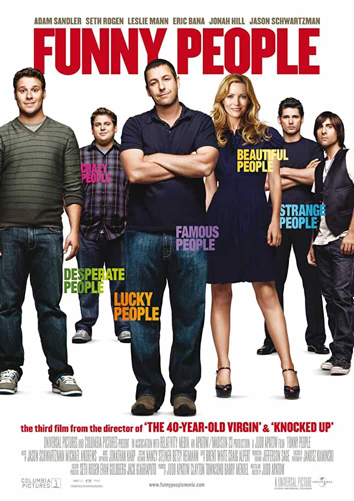 Funny People 2009 Hindi Dual-Audio Watch Online Free Download In HD at www.dlmovies365.com