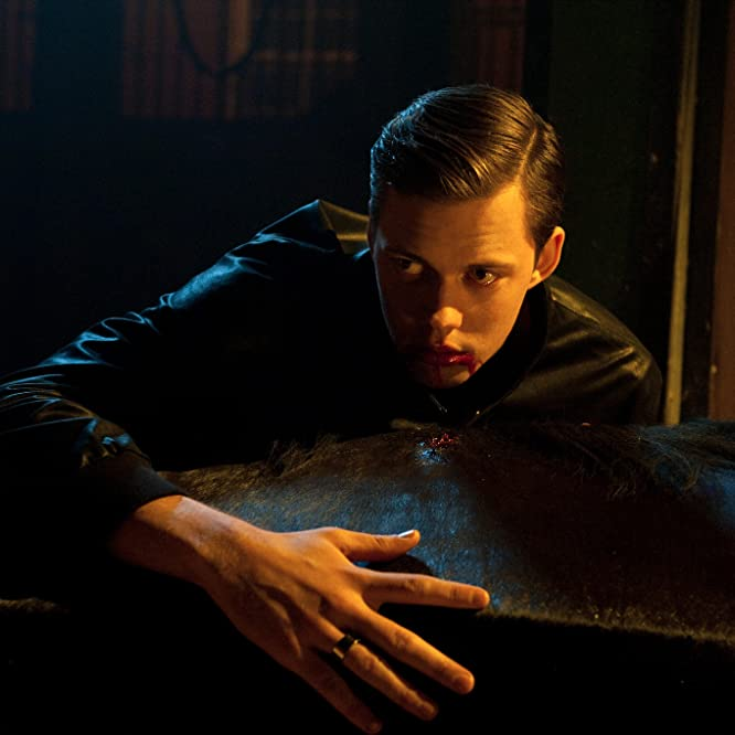 Bill Skarsgård in Hemlock Grove (2013)