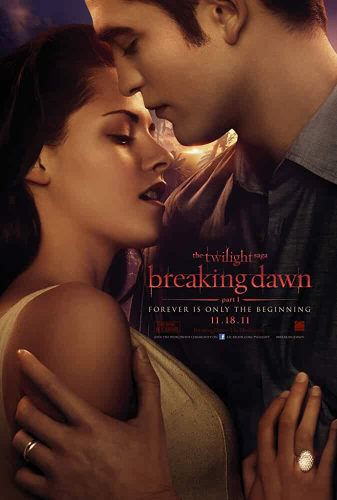 The Twilight Saga Part 1 (2011) Dual Audio BluRay 720p Free Download