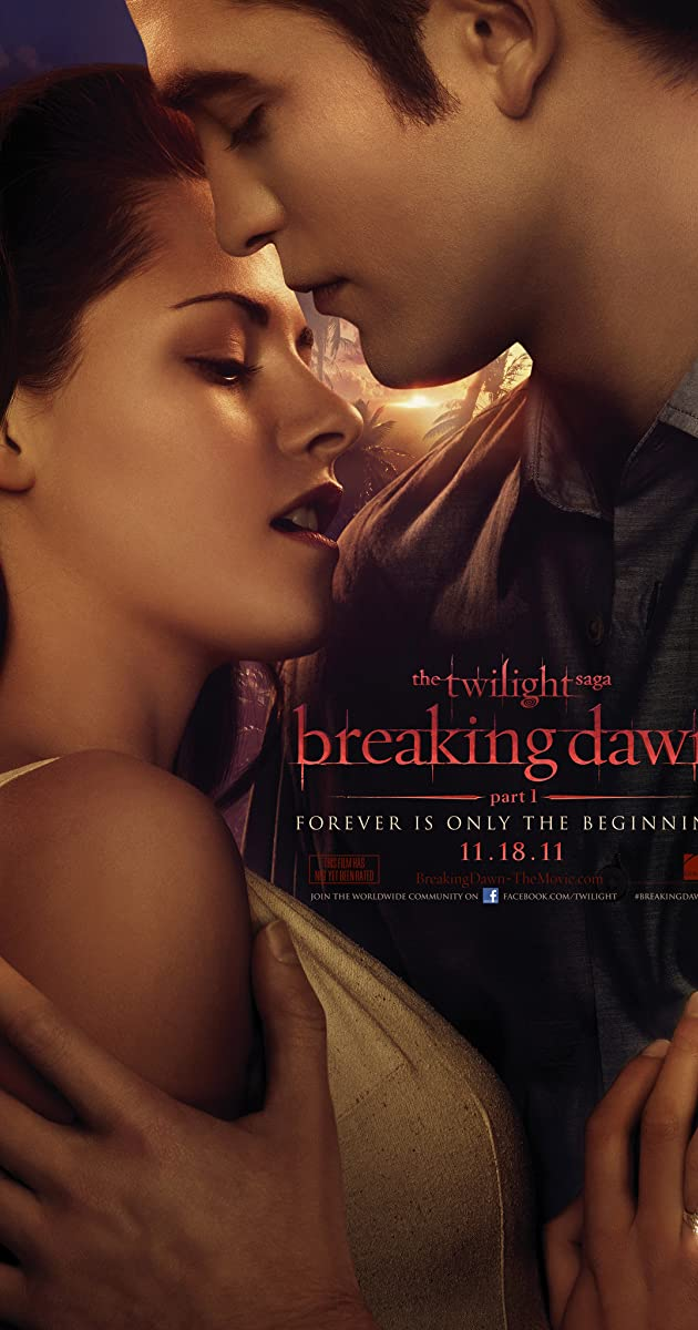 Brėkštanti aušra. 1 dalis / The Twilight Saga: Breaking Dawn - Part 1 (2011) Online