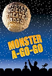 Monster A-Go Go Poster
