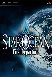 Star Ocean: First Departure Poster
