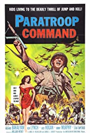 Paratroop Command Poster