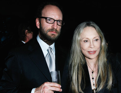Faye Dunaway and Steven Soderbergh at Che: Part Two (2008)