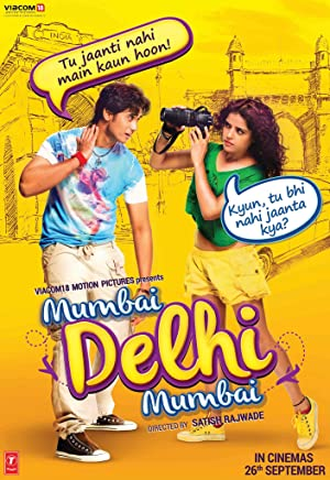 Mumbai Delhi Mumbai (2014) Download on Vidmate