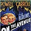 Madeleine Carroll, Alice Faye, Dick Powell, Al Ritz, Harry Ritz, Jimmy Ritz, and The Ritz Brothers in On the Avenue (1937)