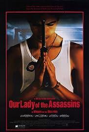 La virgen de los sicarios(2000) Poster - Movie Forum, Cast, Reviews