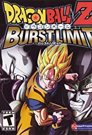 Dragon Ball Z: Burst Limit Poster