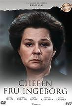 Primary image for Chefen fru Ingeborg