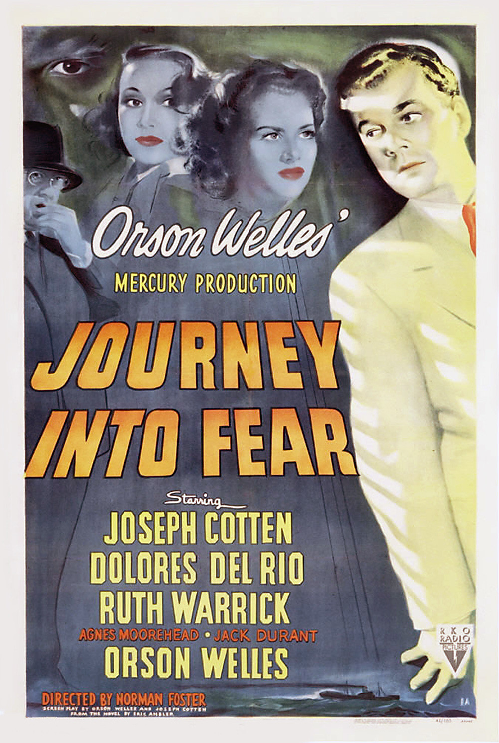 image Journey Into Fear Watch Full Movie Free Online