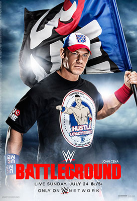 WWE Battleground (2016) Download on Vidmate