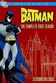 The Batman Poster - TV Show Forum, Cast, Reviews