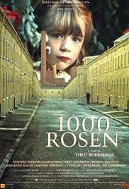 1000 Rosen Poster