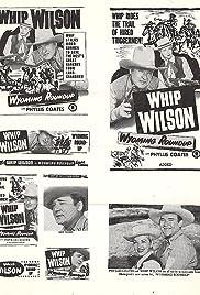 Wyoming Roundup Poster