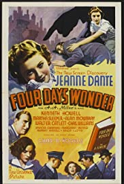 Four Days' Wonder Poster