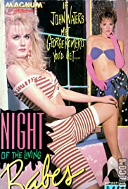 Night of the Living Babes Poster