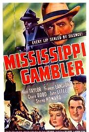 Mississippi Gambler Poster