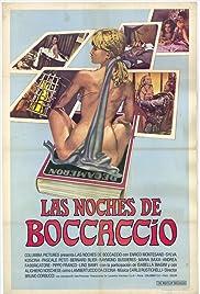 Nights of Boccaccio Poster