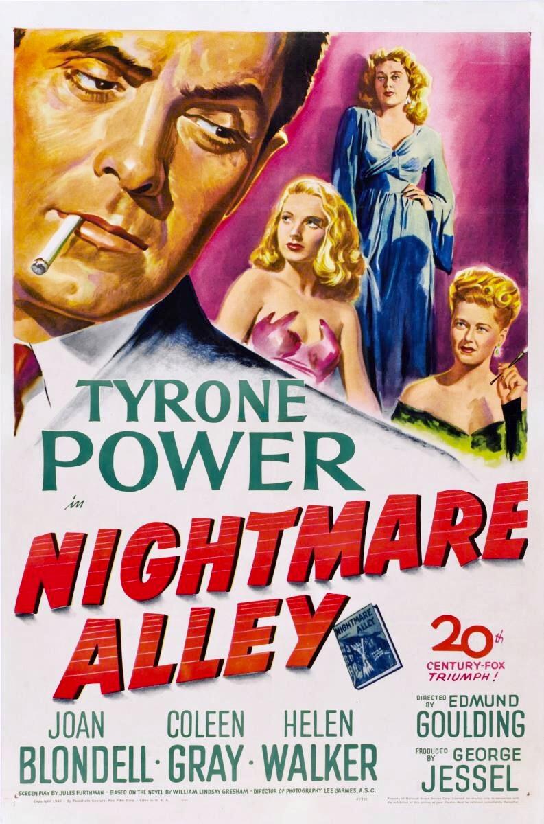 image Nightmare Alley Watch Full Movie Free Online