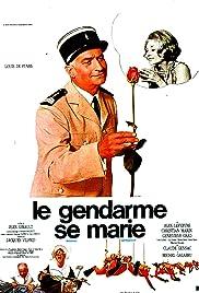 Le gendarme se marie Poster