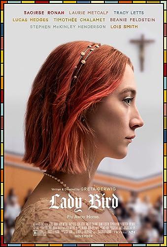 Poster Film Lady Bird