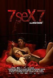 7 seX 7 Poster