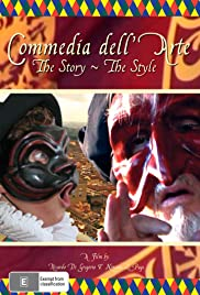 Commedia dell'Arte: The Story the Style Poster
