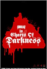 Gorillaz: Charts of Darkness Poster