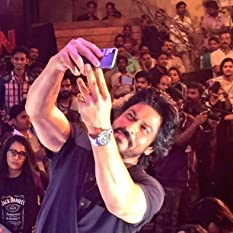 Shah Rukh Khan at an event for Fan (2016)