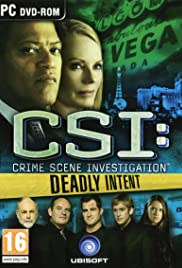 CSI: Crime Scene Investigation - Deadly Intent Poster
