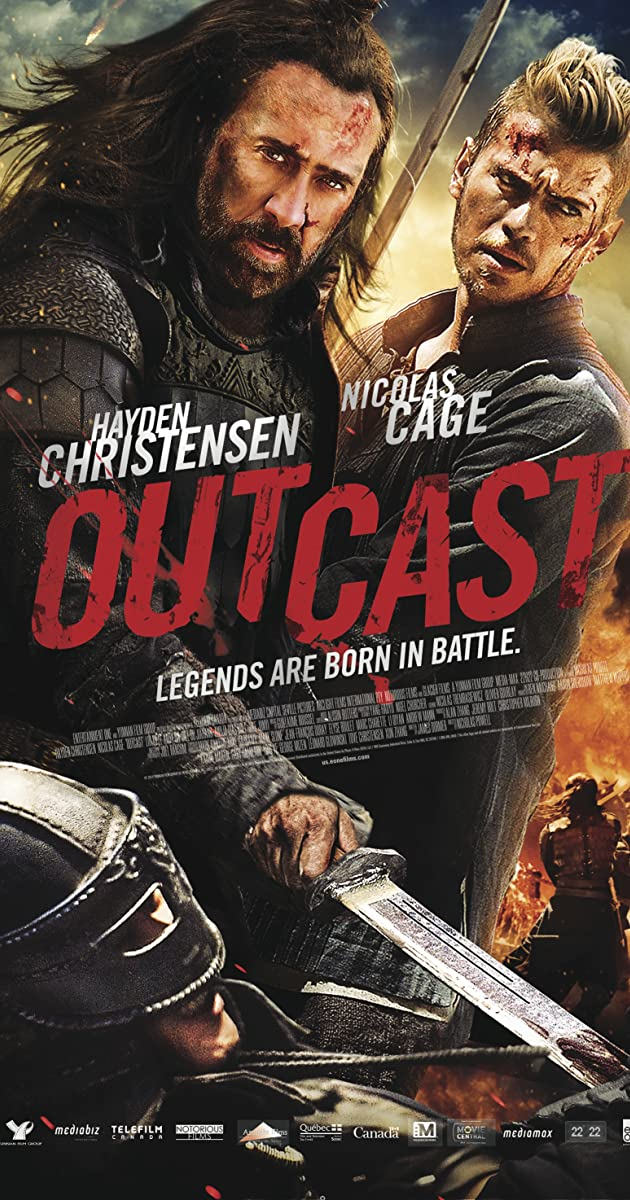 Outcast 2014 ,Nicolas Cage ♥ Full Movie with English (HD) - YouTube