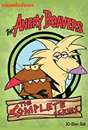The Angry Beavers Poster - TV Show Forum, Cast, Reviews