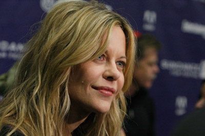 Meg Ryan at an event for The Deal (2008)