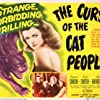Simone Simon and Kent Smith in The Curse of the Cat People (1944)