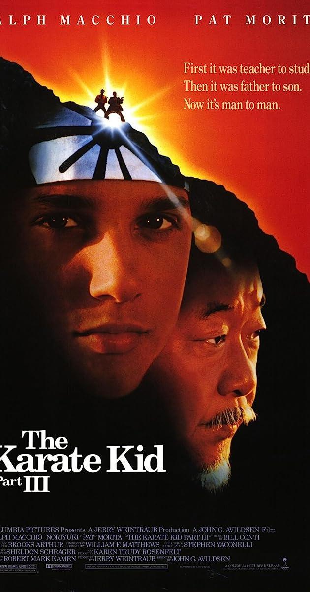 The Karate Kid Part Iii Imdb