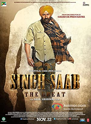 Singh Saab The Great (2013) Download on Vidmate