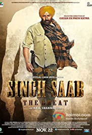 Singh Saab the Great Poster