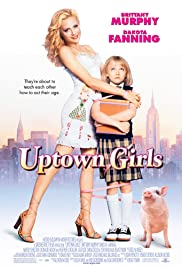 Uptown Girls Poster
