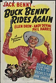 Buck Benny Rides Again (1940) Poster - Movie Forum, Cast, Reviews
