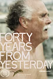 Forty Years from Yesterday Poster
