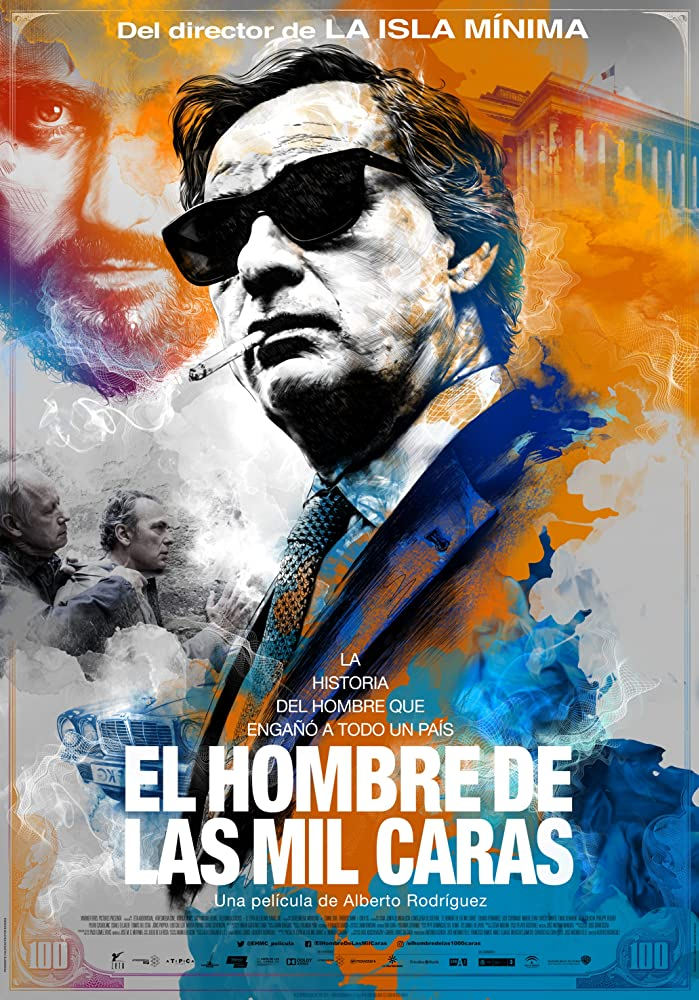 The Man with Thousand Faces 2016 720p BluRay 800MB