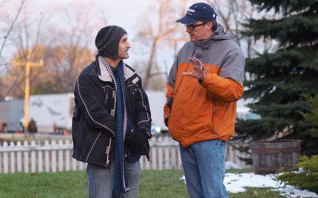 Director Craig Gillespie and Producer John Cameron