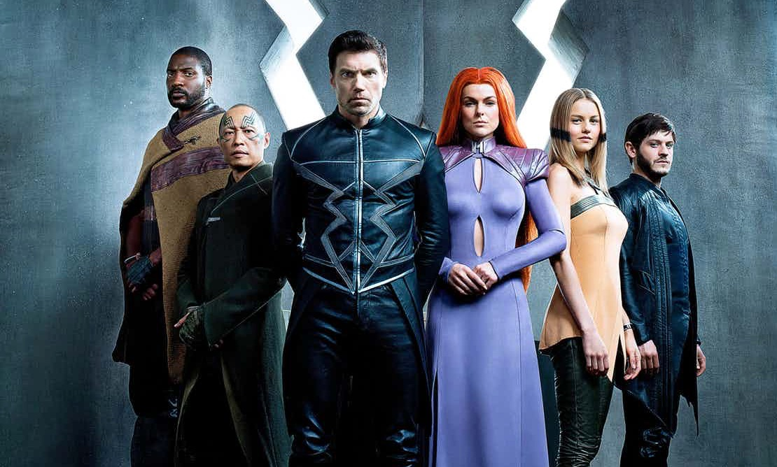 Inhumans S01E07 – Havoc in the Hidden Land, serial online subtitrat în limba Română