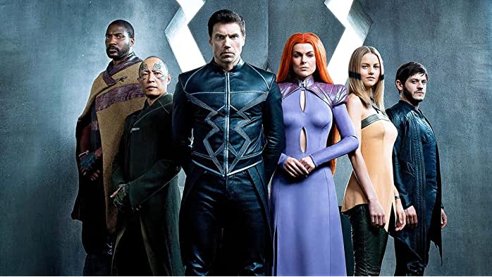 Marvel's Inhumans (2017-)